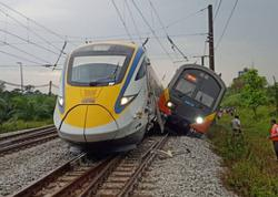 ETS brushes KTM commuter train at Kuang station, one passenger lightly injured