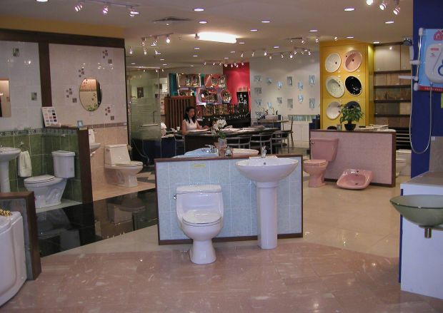 Ipmuda Bhd is a renowned distributer for a wide range of products from reputable international manufacturers such as whirlpool baths, bath accessories, vitreous sanitary chinaware and door gears for all sliding/ folding doors. The company also produces floor mounted built-in cabinets, ideal for living rooms, bedrooms, bathrooms and kitchens. (File pic)