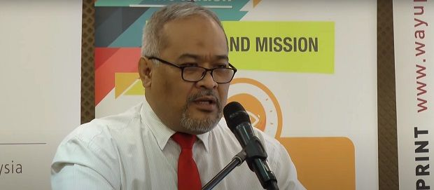 """""""We're talking about leveraging technology and innovation to help businesses"""", said MPC director general Datuk Abdul Latif Abu Seman."""