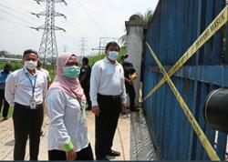 Factory behind pollution a repeat offender