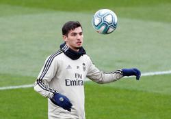 Milan sign Real Madrid midfielder Brahim Diaz on loan