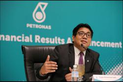 Petronas president replies to questions