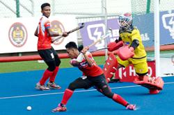 National player Firdaus hopes to prove his worth by making his mark in Razak Cup