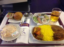 Thailand: Food, drinks to resume on board all domestic flights