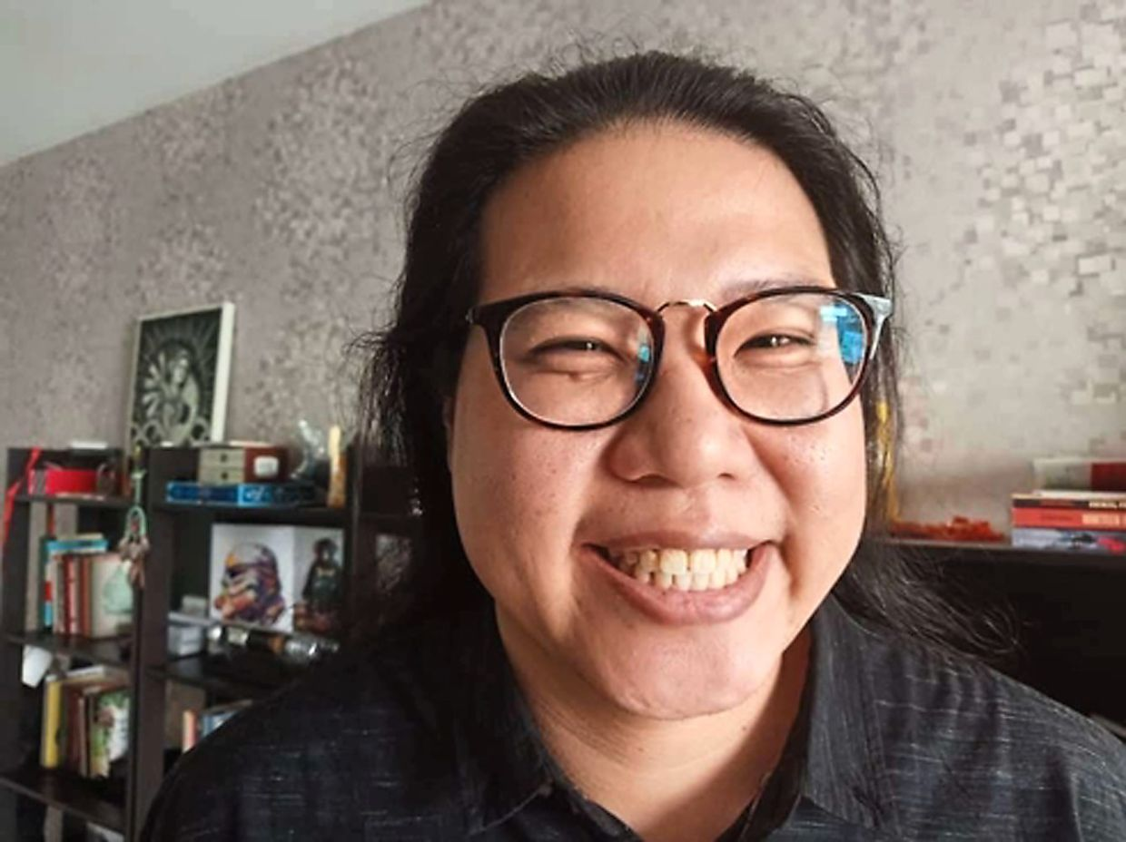 People are happy to embrace other's opinions especially when they gel with their own, said Dr Loh.