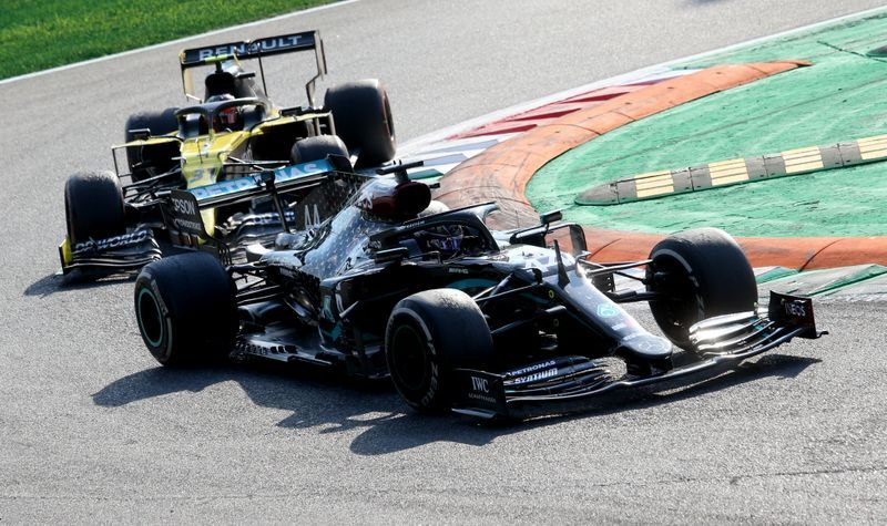 Motorsport Team By Team Analysis Of Italian Grand Prix The Star