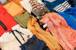 Giving life to preloved wear