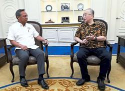 Wee: Johor MB strives hard to develop state