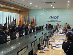 Development of public transport infrastructure in Putrajaya reviewed during ministerial meeting, says Dr Wee