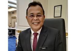 Former Johor MB Osman Sapian plays down presence at Pejuang dinner