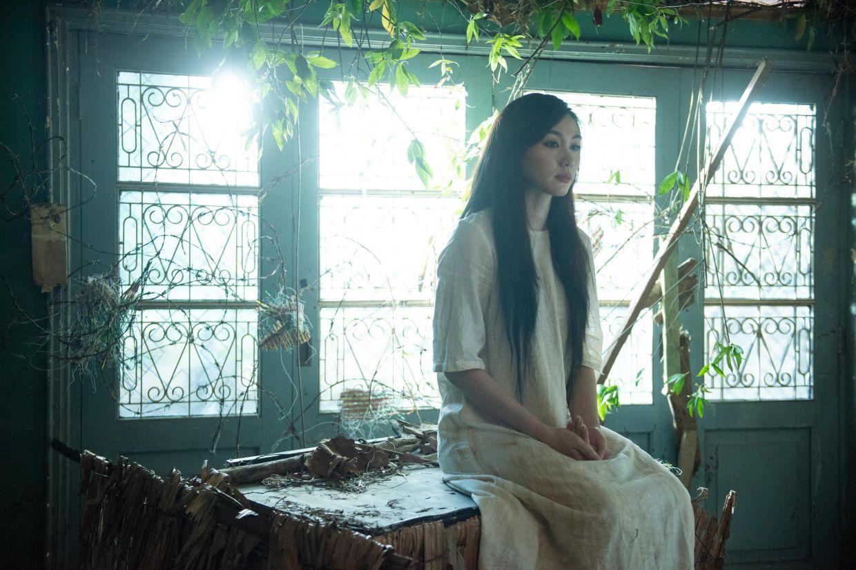 Daniella Sya in a scene from 'Takut Ke Tak', in which she plays a ghost. Photo: GSC Movies