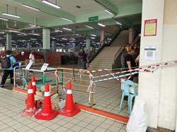 Plans for security fence at Central Market