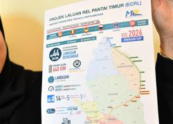 Developments on ECRL project to be announced when due process completed, says Dr Wee