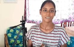 YouTuber Pavithra submits official letter to drop case against husband