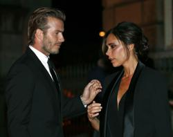 David and Victoria Beckham infected with Covid-19 in March