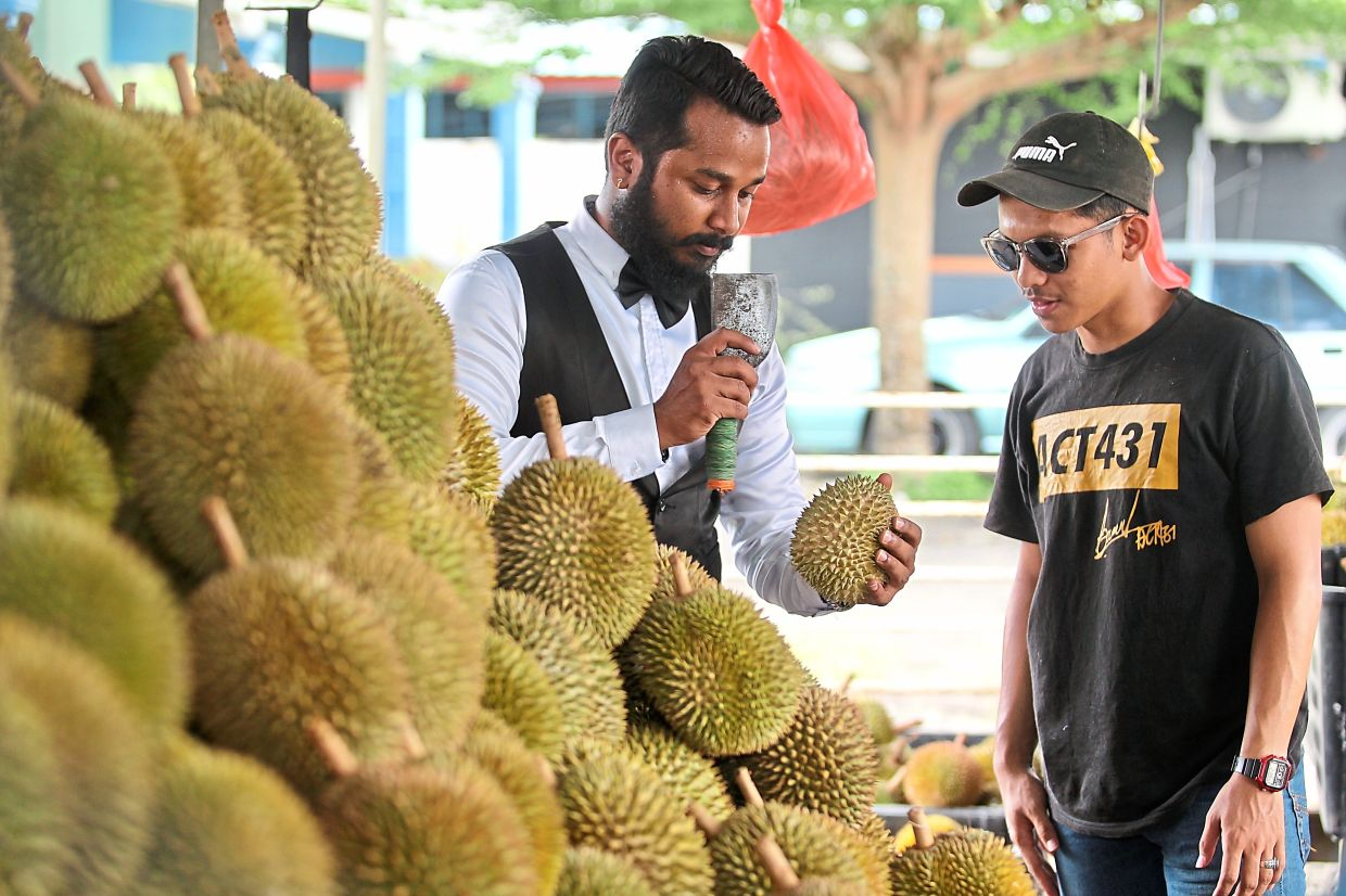 From daredevil magician to durian seller, Vikey says the most important element in enabling a successful switch is the willingness to learn.