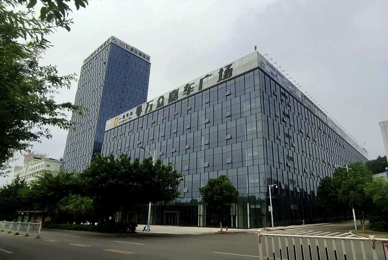Kanger leased this building to Ganzhou Fuying Kaili Hotel Management Co Ltd to operate as a hotel.