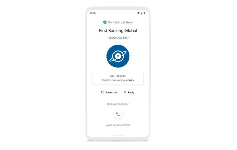 Banks for example improved pickup rates when they stated why they were calling in the first place. — Google