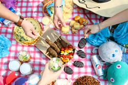 Serving up picnic set with summer favourites until Sept 30