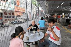 Better dining facilities in the offing
