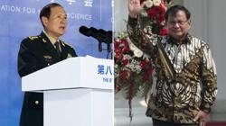 China, Indonesia defence chiefs meet on ties, military cooperation