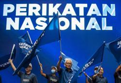 Perikatan launches logo in Kota Kinabalu