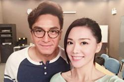 'No, no, no': HK star Roxanne Tong denies marrying actor Kenneth Ma in secret