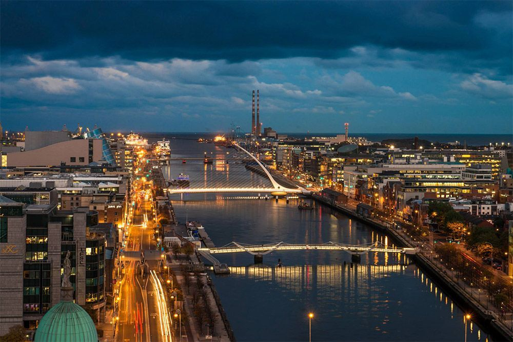 Dublin in Ireland, where RUMC medical students for the first two-and-a-half years will show their true mettle.