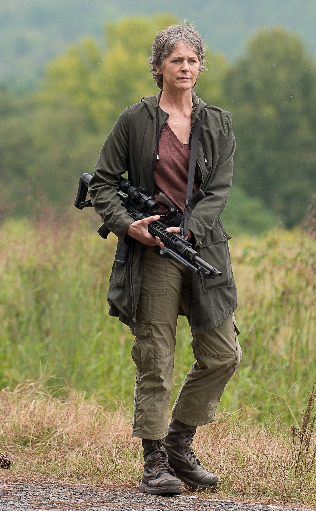 The character Carol, played by Melissa McBride, has quickly become a fan favourite since Season One.