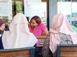 Financial independence key to helping victims, says social entrepreneur