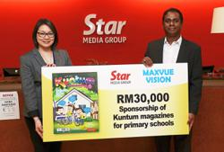 Inculcate habit of reading in kids, says Maxvue Vision founder