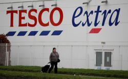 Britain's Tesco to trial drone deliveries