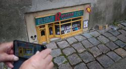 'Treasure hunt' for miniature houses and shops in southern Sweden