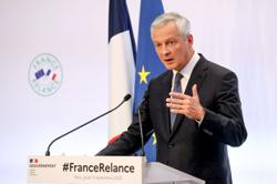 France says US blocking global digital tax talks