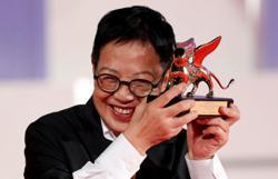 HK director Ann Hui wins lifetime achievement award at Venice festival