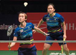 Vivian's hopes of playing in her last Uber Cup fading