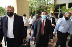 Guan Eng pleads not guilty to two charges of misappropriation of property linked to tunnel project (updated)