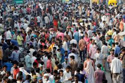India reports record daily jump of 96,551 coronavirus cases