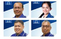 Sabah polls: Dentist among four Sabah MCA candidates