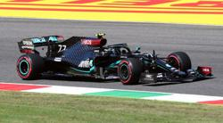 Bottas leads the way in Tuscan Grand Prix practice