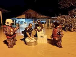 Jawi residents experience worst floods since 2017