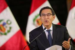 Peruvian lawmakers debate Vizcarra impeachment over leaked tapes