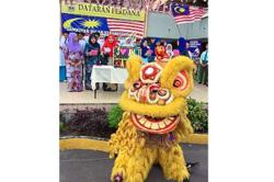 Mandarin-speaking Malay lion dancer breaks cultural barriers