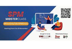 SPM Masterclass to help students in pandemic era
