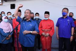 Muhyiddin forms Gabungan Rakyat Sabah to take on state elections