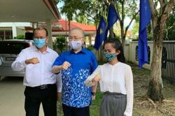 Sabah polls: Wee offers encouragement to MCA candidates