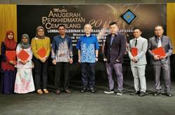 Sabah Commercial Vehicle Licensing Board presents excellence awards