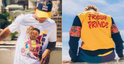 'The Fresh Prince Of Bel-Air' marks anniversary with 90s fashion collection