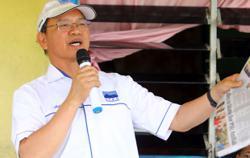 Sabah polls: Upko president in six-corner fight for Kiulu seat