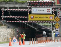 SMART Tunnel reopened to traffic